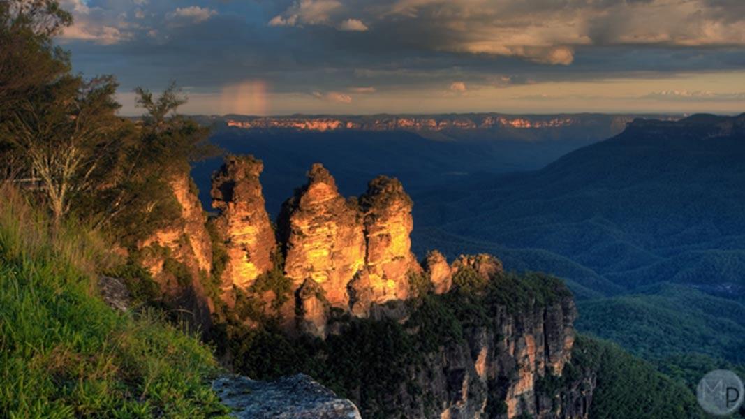 The Three Sisters, Blue Mountains, NSW Australia
