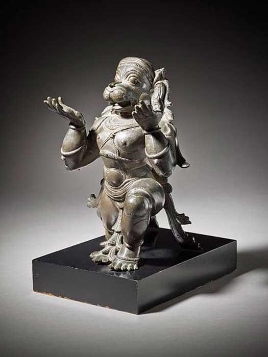Hanuman, The Divine Monkey