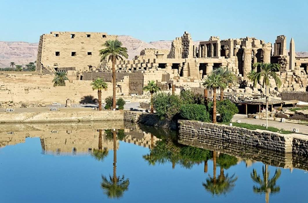 Architecture Karnak Temple Luxor Travel Egypt (CC0)