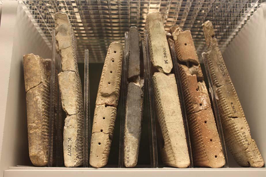 Ancient Sumerian Texts (CC0)