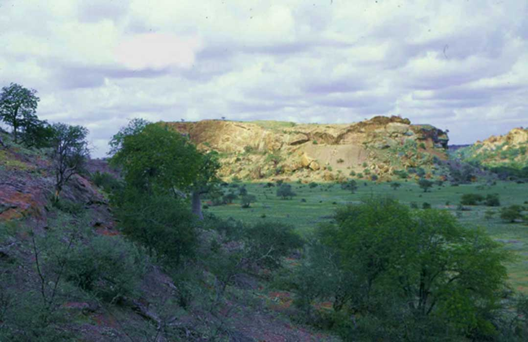Golden Hill of Mapungubwe