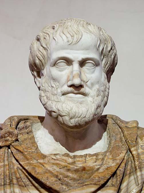 Aristotle.  National Museum of Rome (Public Domain)