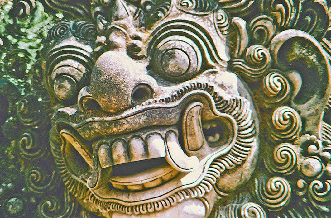 Batara Kala is the Javanese deity of the Underworld who devours impure people, who did not follow ruwatan cleansing rituals.