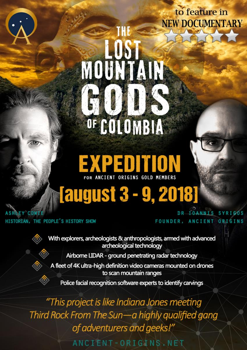 Colombia Expedition - Ancient Origins