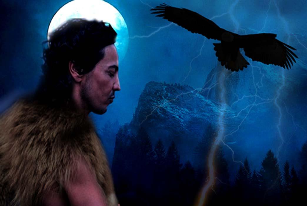 Thunderbird Shaman.