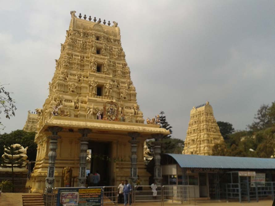 Dwaraka Tirumala Temple, West Godavari district (CC BY-SA 3.0)