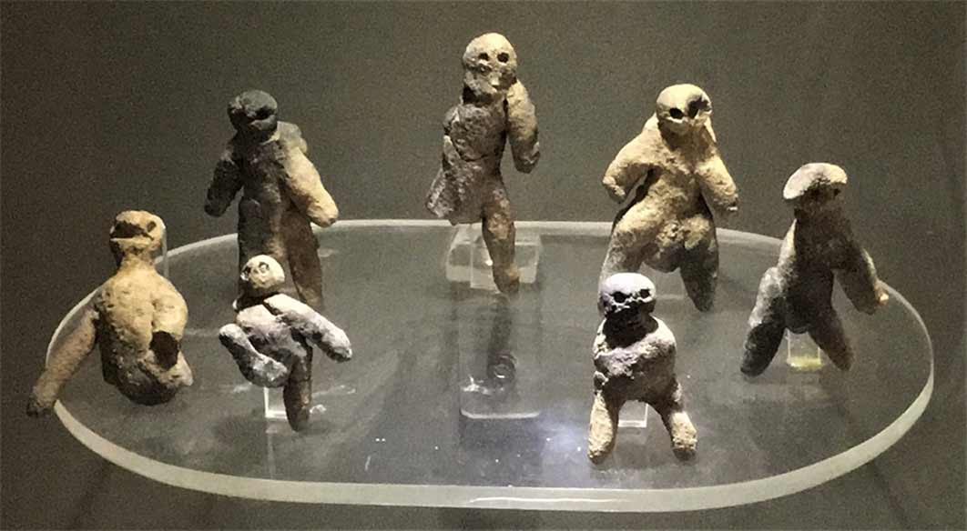 The Seven Dolls figurines (Image: ©georgefery.com)