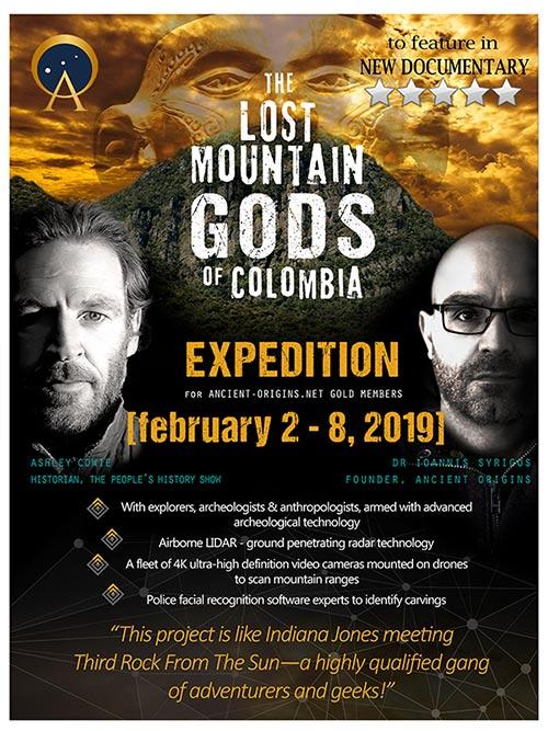 Ancient Origins Premium Expedition