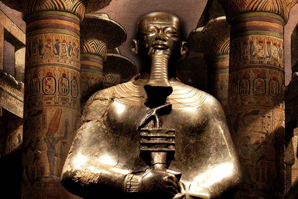 The Enigmatic Columns of Horus: Hidden Tools, Weapons of the Gods? – Part I