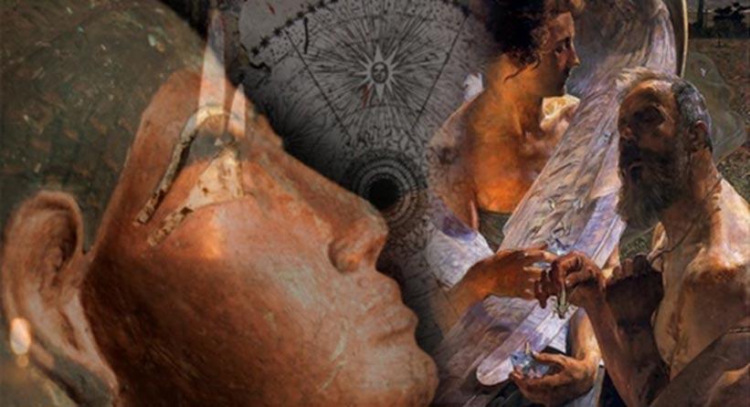 Deriv;The Quest for Immortality. Malczewski and Alchemy LXXXVIII – Alchimie