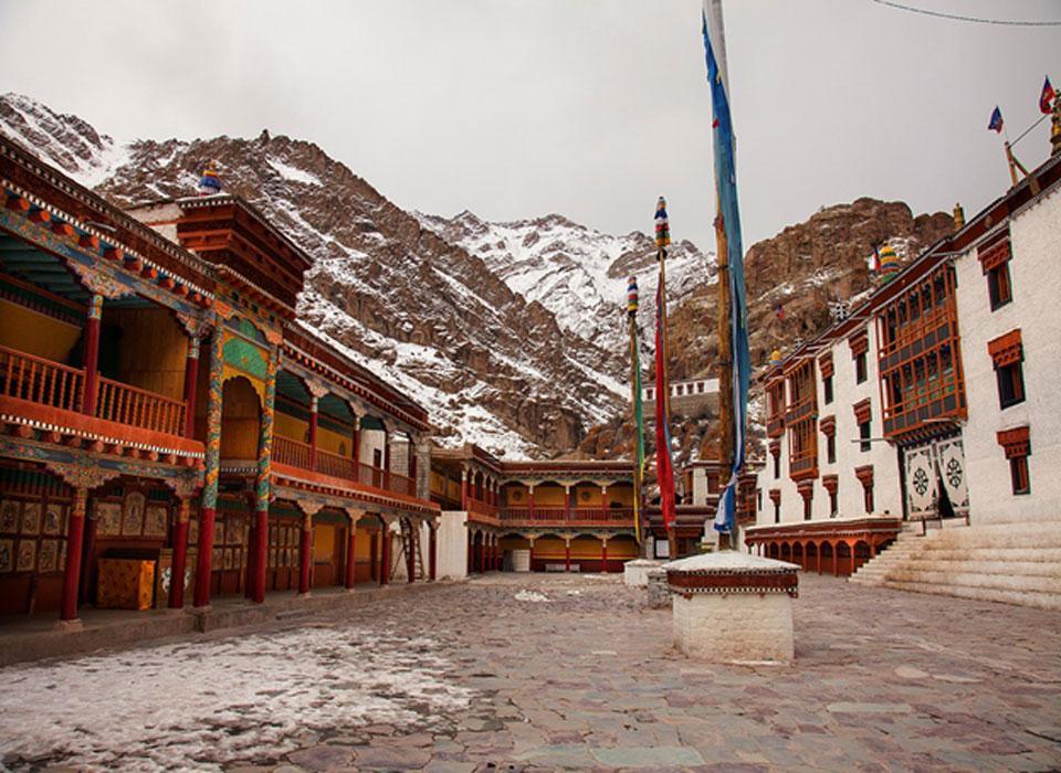 Hemis Monastery / Gompa in Ladakh (©Willem Daffue)
