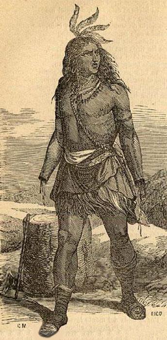 La Araucana, poem by D. Alonso de Ercilla y Zúñiga. Ed. illustrated. Madrid (Public Domain)