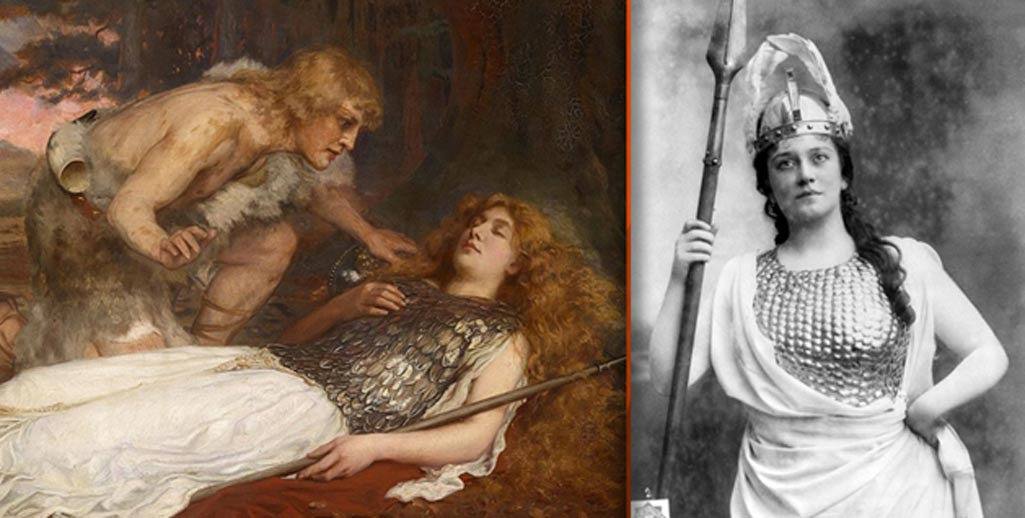 The Many Legacies of Brunhilde: Ancient Shield Maiden, National Symbol, and 'Fat Lady' of the Opera