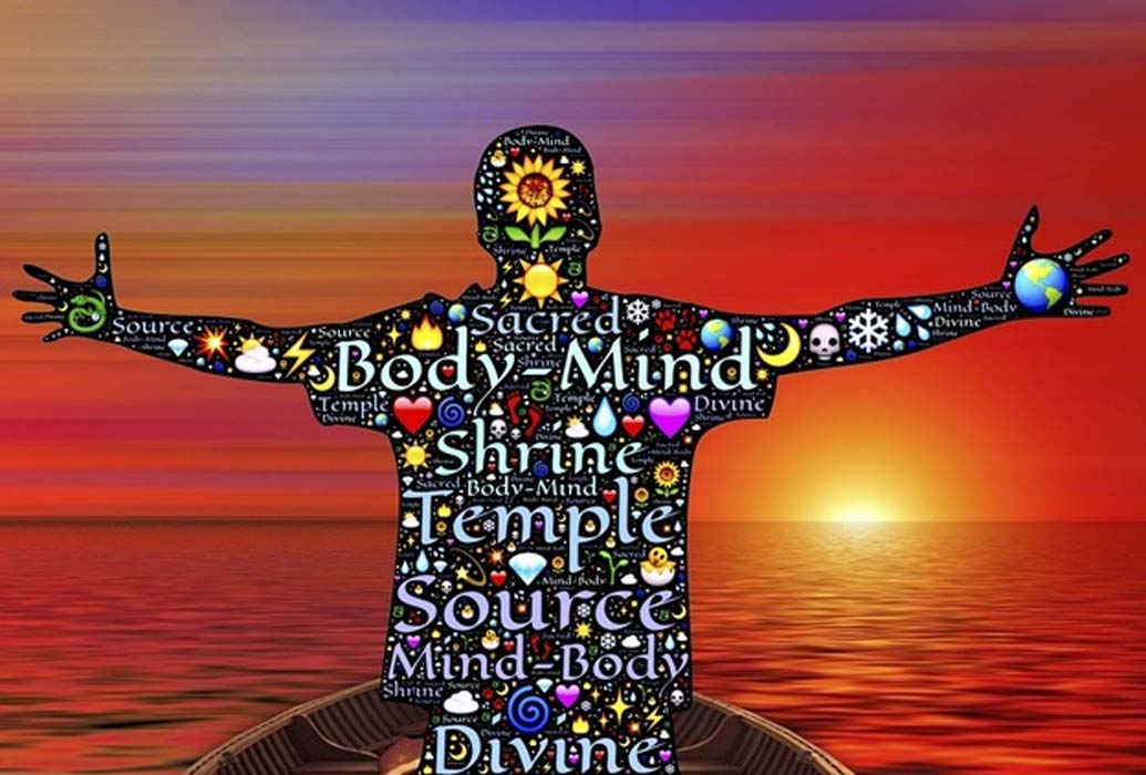 Alive Divine Body Mind