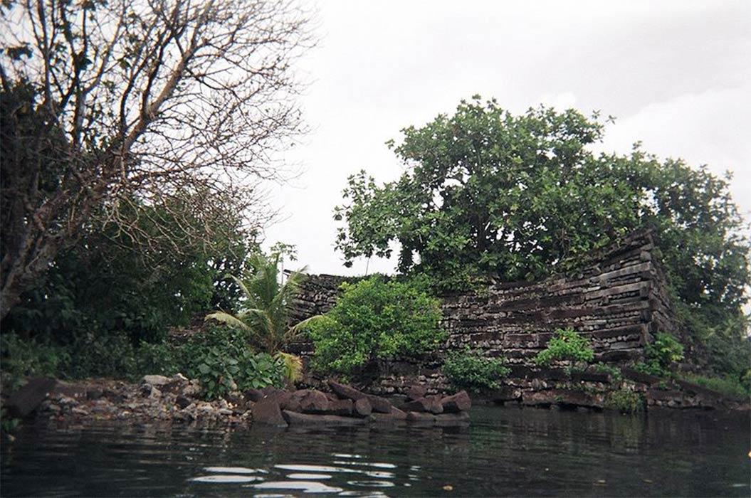 Nan Madol ruins on Pohnpei island. ( CC BY-SA 2.0)