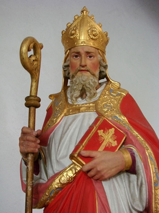 Nikolaus von Myra (Vassil / Public Domain)