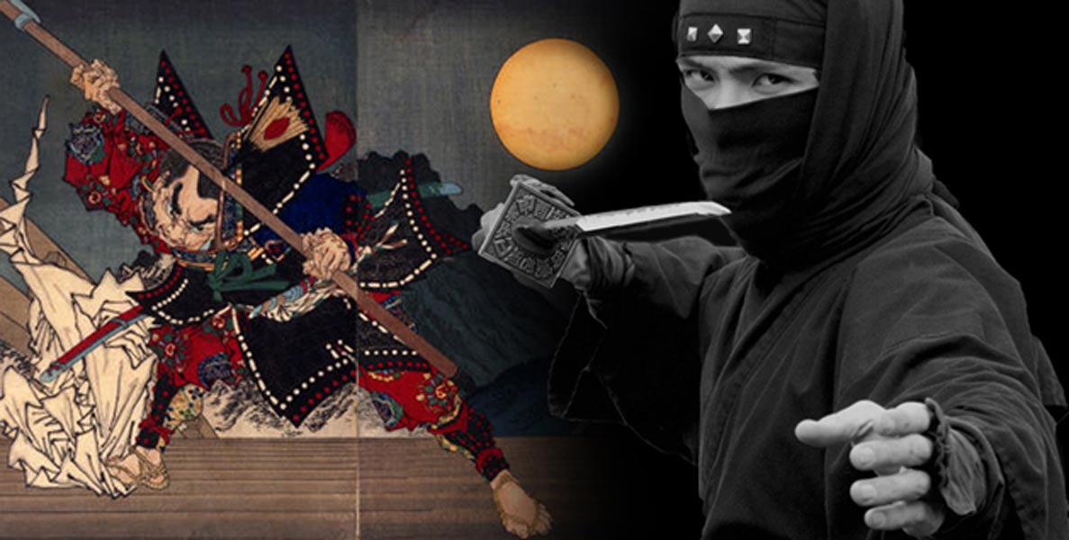 Ninjas, Foot Soldiers, Warrior Monks and Pirates: The Many