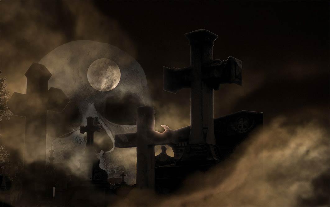 Cemetery ( S. Hermann & F. Richter from Pixabay)