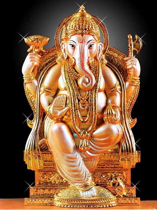 Statue of Ganesha