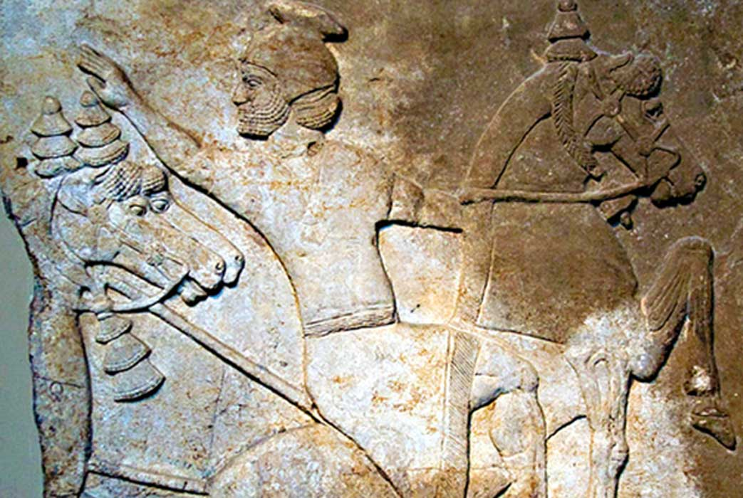 The Iron Army: Assyria - Deadly and Effective Siege Machine - Part II
