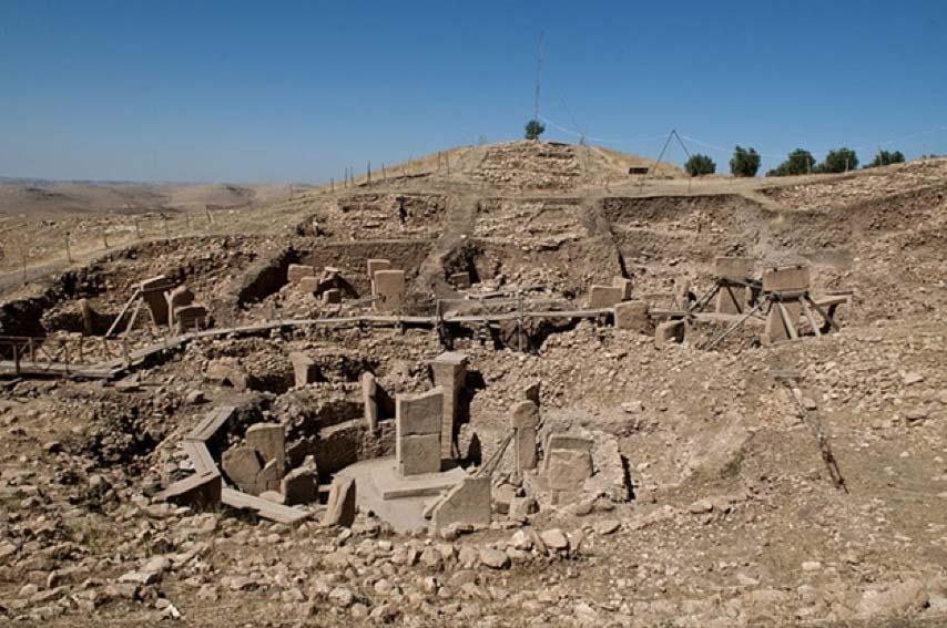 Göbekli Tepe, southern Turkey, (Teomancimit / CC BY-SA 3.0)