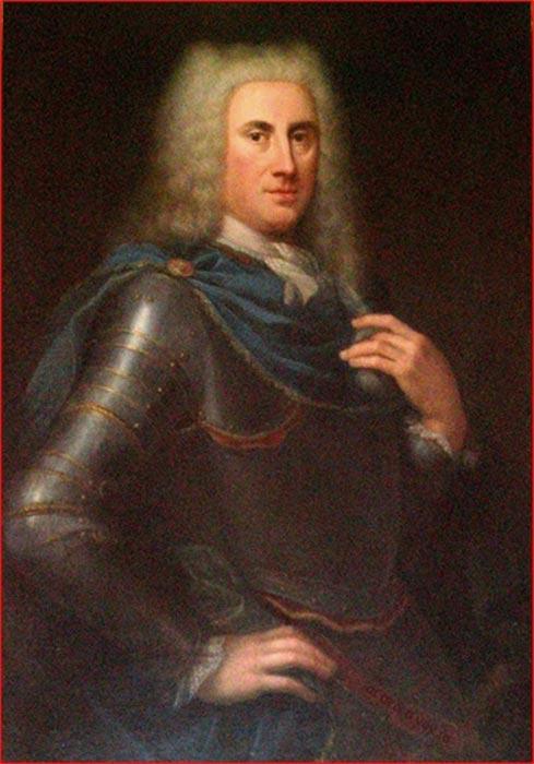 The Marquis Maximilian Palombara (Image © Dr Roberto Volterri)