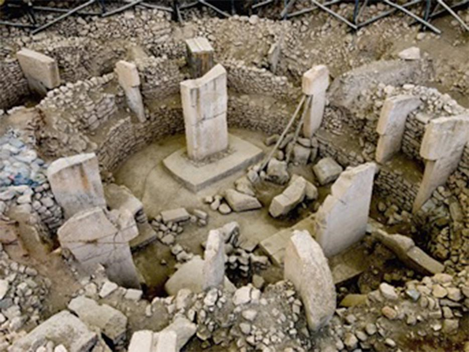 Ancient Site of Göbekli Tepe in Southern Turkey (Brian Weed/ Adobe Stock)