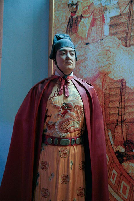 Zheng He statue in the Quanzhou Maritime Museum (CC BY-SA 2.0)