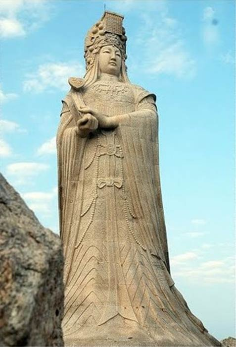 Ma Tsu Mariner's goddess (Jet.Xu/ CC BY-SA 3.0)