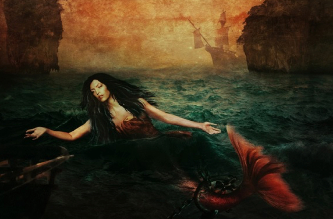 Mermaid (DarkWorkX/Pixabay)