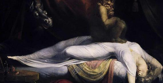 The Nightmare, by Henry Fuseli (1781) (Public Domain)