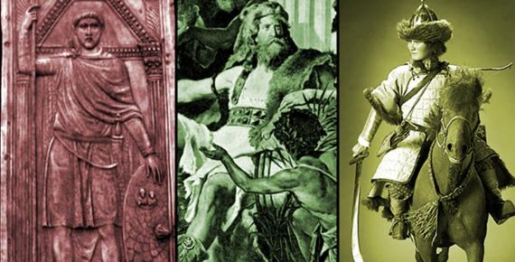 Stilicho, Alaric, Attila, and the Changing World of the Ancient Roman Empire