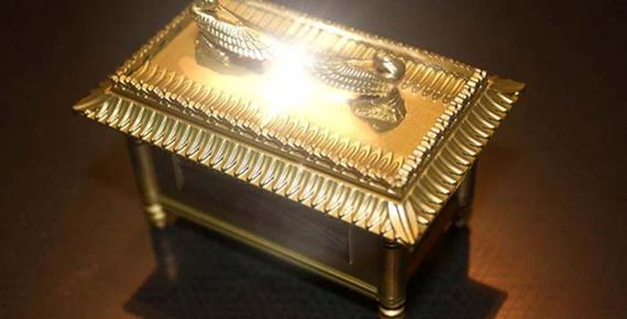 Model of the Ark of the Covenant