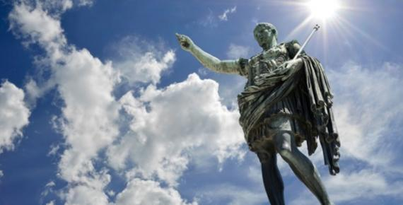 Running the Family Business of the Roman Empire: Augustus the Founder