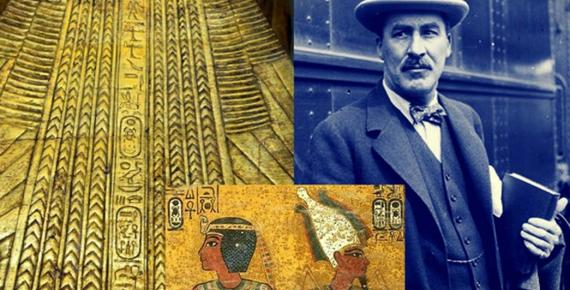 Tutankhamun, mummy, tomb, KV62, Howard Carter, discovery, curse, hieroglyphic, can you see anything, Lord Carnarvon, mosquito, death, love, names, inscription