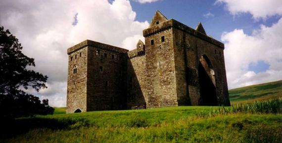 Halloween Haunting: The Hideous History of the Hermitage Castle