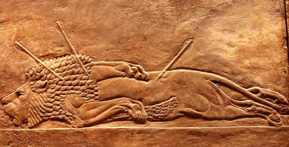 Hunting the Lions: The Last King of Assyria, and the Death of the Empire – Part II
