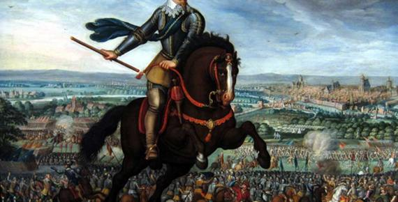 """Lion of the North"" Gustavus Adolphus and the Thirty Years' War: Fighting the Holy Roman Empire – Part I"