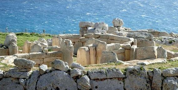 Templi megalitici di Mnajdra (Alecastorina93/ CC BY-SA 3.0)