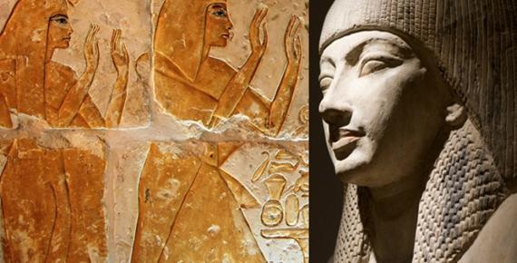 Collection of Egyptian Art, design by Anand Balaji (Photo credits: Rob Koopman and Heidi Kontkanen); Deriv.