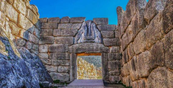 The Golden Age Of Heroes: The Glory Of The Mycenaean Civilization