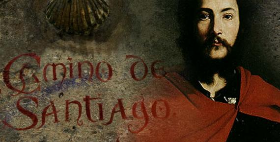 'Santiago el Mayor' Saint James the Great