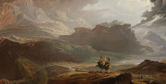 Macbeth by John Martin  (1789–1854) (Public Domain)