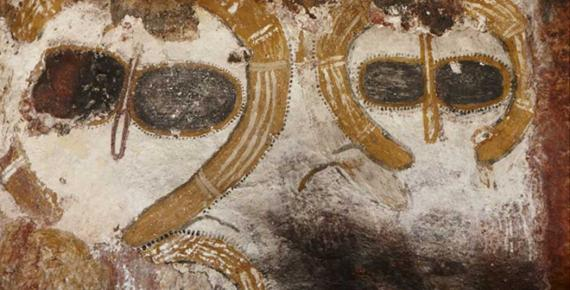 Shamanic Explorations of Supernatural Realms:  Cave Art - The Earliest Folklore