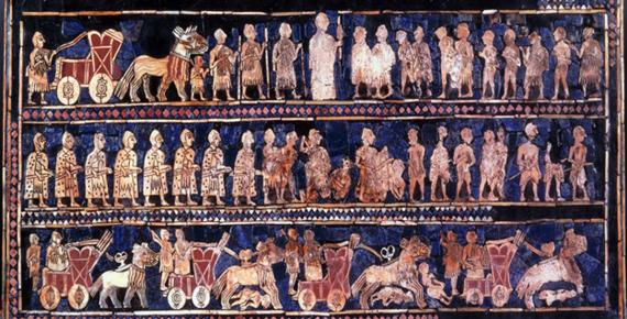The Sumerian Military: Professionals of Weaponry and Warfare
