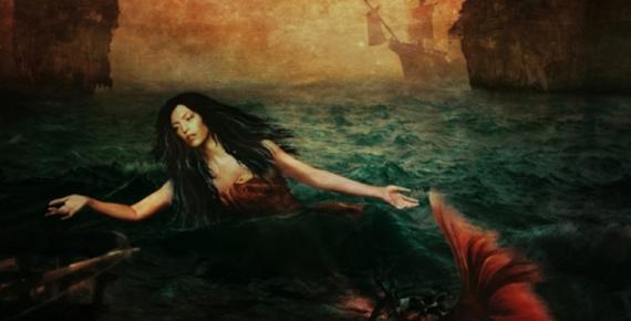 Mermaid (DarkWorkX/Pixabay)