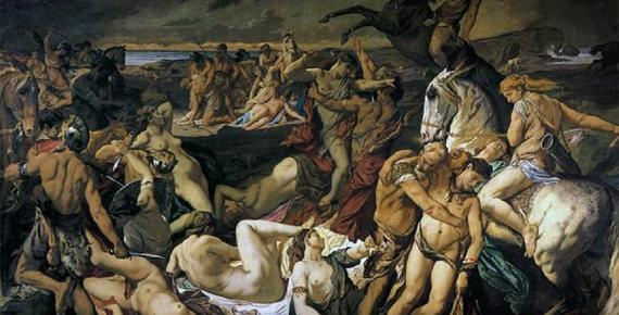 Amazons in the Family of Alexander the Great:  Who Was the Mystery Woman Warrior?
