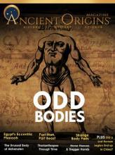 Ancient Origins Magazine May 2020