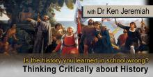 School Got it Wrong? Thinking Critically about History