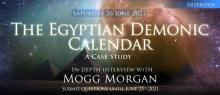 The Egyptian Demonic Calendar  A Case Study